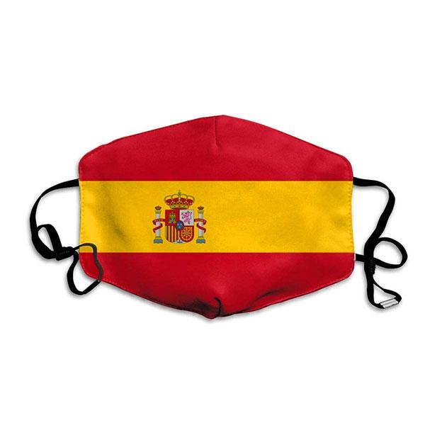 Comprar Mascarilla Bandera España