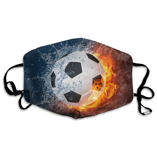 mascarillas futbol villareal