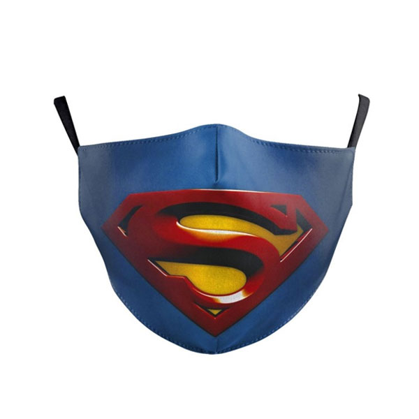mascarillas superman