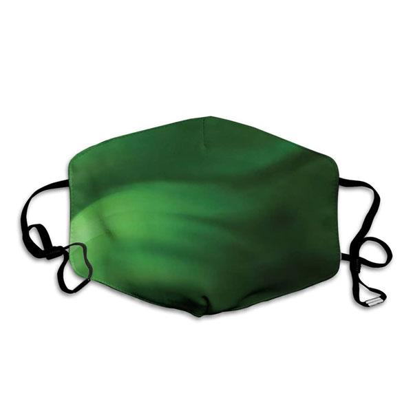 Mascarillas Verdes